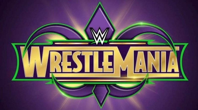 WrestleMania 34 Stage Plans Leak (Photo).