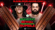 Breaking: The Undertaker vs. Rusev Casket Match Announced For Greatest Royal Rumble!