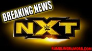 Big Name NXT Superstar Could Be Called Up This Month.