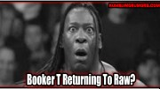Booker T Returning To WWE RAW Commentary?