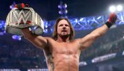AJ Styles Comments On His WWE Championship Reign and What The Future Holds.