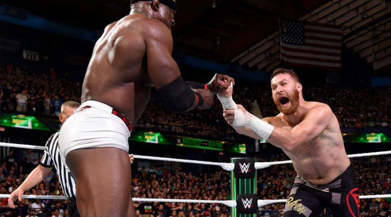 WWE Superstar Sami Zayn Injured