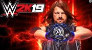 AJ Styles Is The WWEK2K19 Cover For This Years Game.