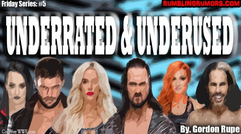 Underrated & Underused WWE Superstars Lana