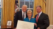 Ceo of WWE Vince McMahon and Head Of Donald Trump's SBA Linda McMahon Raked In At Least $100M In 2017.