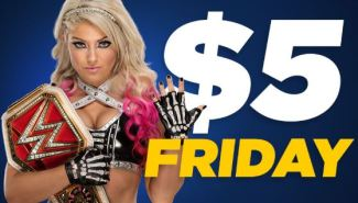 WWE 5 Dollar Fridays