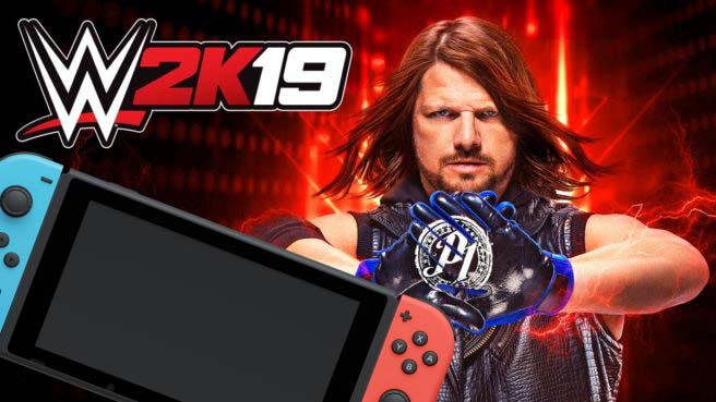WWE 2K19 News: 2K Games Say No Go For Nintendo Switch