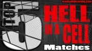 Top 5 Hell in a Cell Matches