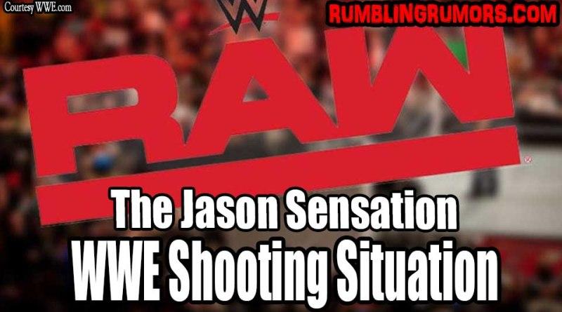 The Jason Sensation/WWE Shooting Situation