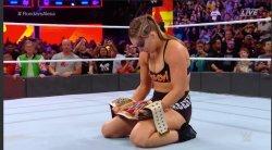 Ronda Rousey Summerslam