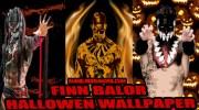 Finn Balor Halloween Mobile Wallpaper!