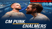 "Aaron ""The Joker"" Chalmers Issues A Challenge to CM Punk."