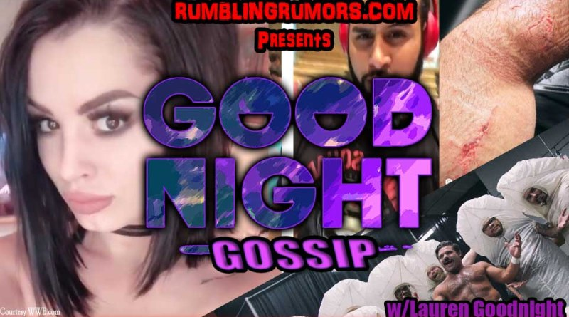 Goodnight Gossip: Paiges New Look, Rollins Get Scrapped Up and More!