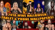 WWE HALLOWEEN WALLPAPERS 2018