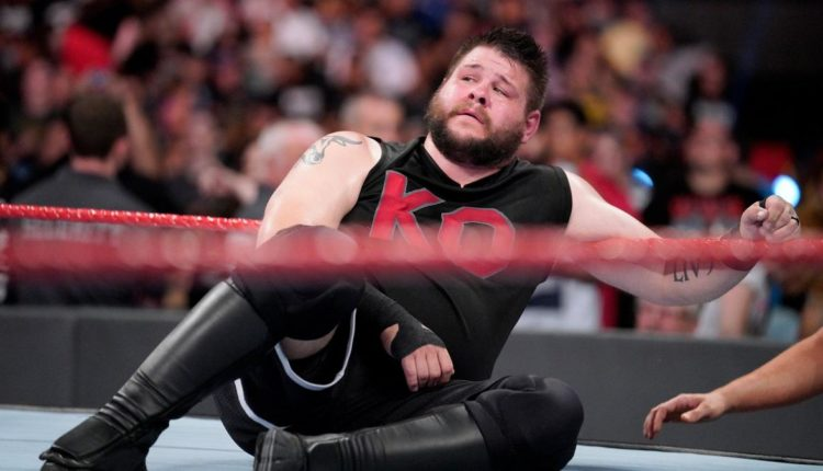 Kevin Owens Undergoes Double Knee Surgery (Picture)