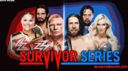 Survivor Series 2018 Card and Predictions.