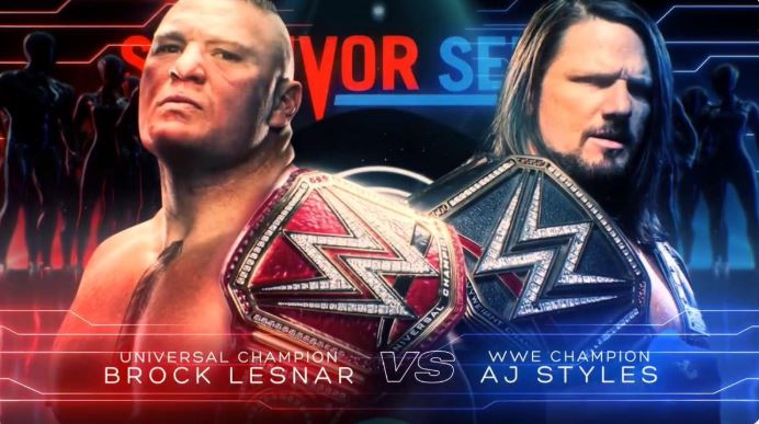 Two Major Survivor Series Match Announced After Crown Jewel.