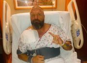 Update on Triple H Pectoral Tear Surgery.
