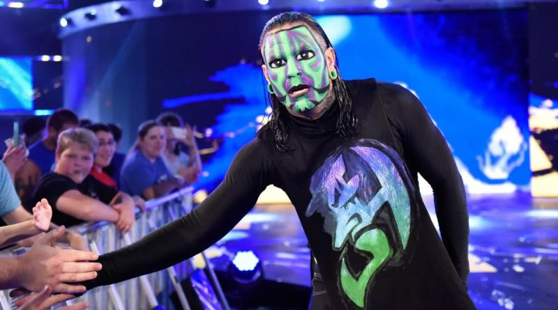 Jeff Hardy Speaks On His Future In Pro Wrestling