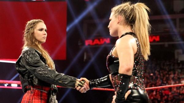 RAW Ratings Rise
