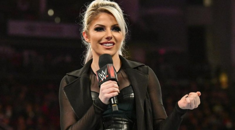 Alexa Bliss Announces Segment For Raw Involving Ronda Rousey & Nia Jax.