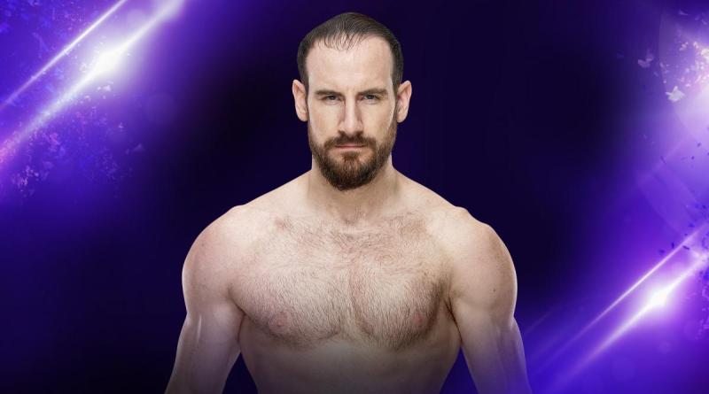 Aiden English Joins WWE's 205 Live Commentary Team
