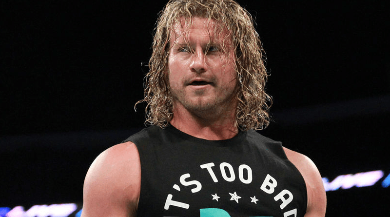 Dolph Ziggler on WWE & AEW Rumors