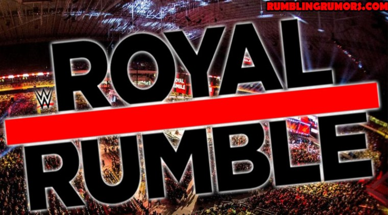 Three Huge Names Announced For The 2019 Royal Rumble.