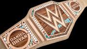 Closer Look At Daniel Bryan's Eco-friendly WWE Championship