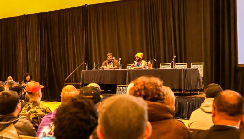 The Austin Creed (Xavier Woods) Panel at MAGFest Was Full of Positivity, But No Pancakes.