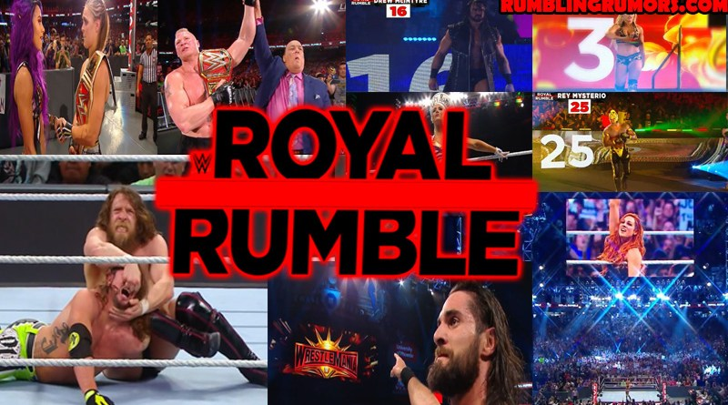Royal Rumble Rambles: Full Review. Who won the 2019 Royal Rumble. What happened at the 2019 Royal Rumble? What surprises happened at WWE Royal Rumble?