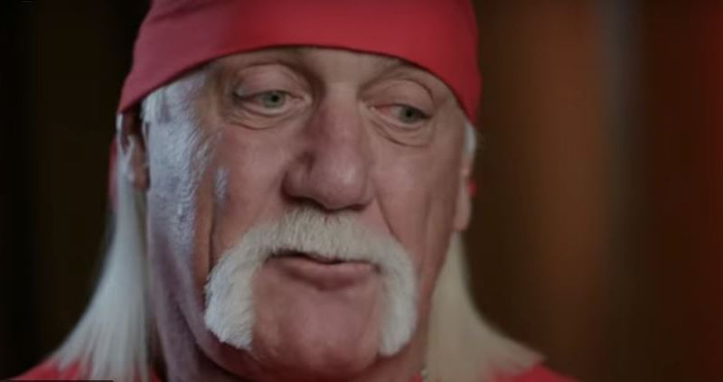 Hulk Hogan Reflects On His First WWE Title Win (Video)