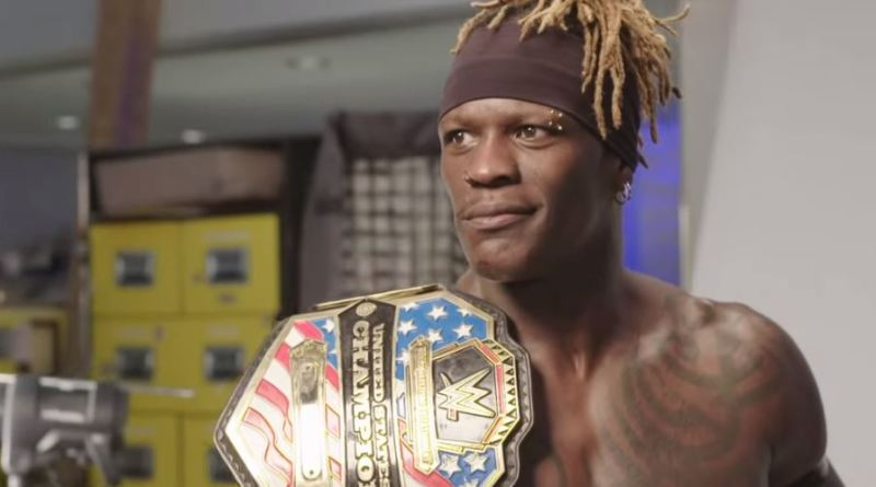 R-Truth's First Photoshoot as United States Champion (Video)