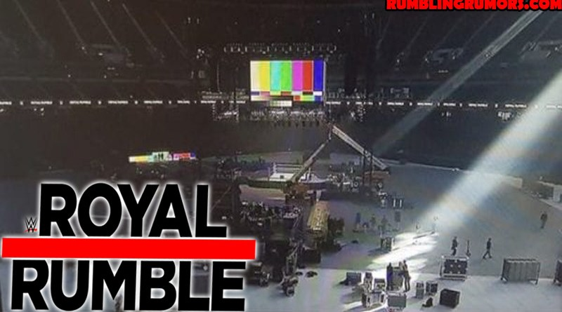 WWE Royal Rumble Updated Match Card, Stage Design, Start Time & More.