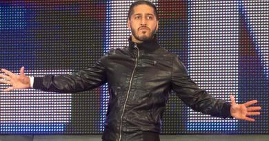 Mustafa Ali Shows HIs Massive Black Eye After Randy Orton Match