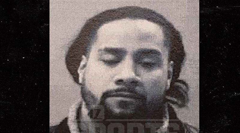 Jimmy Uso Arrested in Detroit After Alleged Drunken Altercation With Police