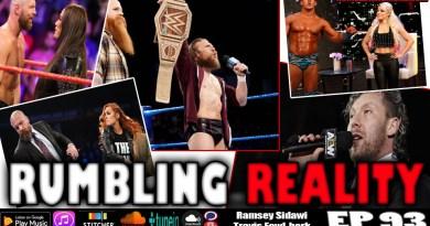 Dean Ambrose's Future, AEW Is OMEGA, EC3 Debut, Bliss Changing & More.
