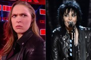 "Joan Jett to Perform ""Bad Reputation"" for Ronda Rousey at WrestleMania"