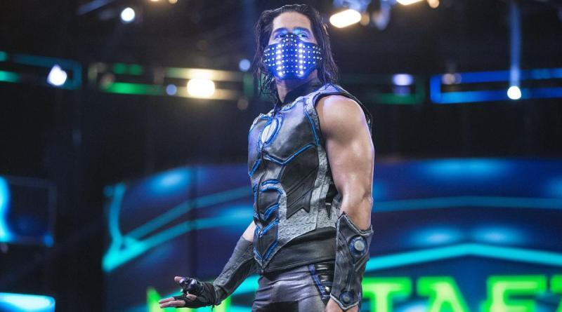 Mustafa Ali's Name Changed On WWE's Website