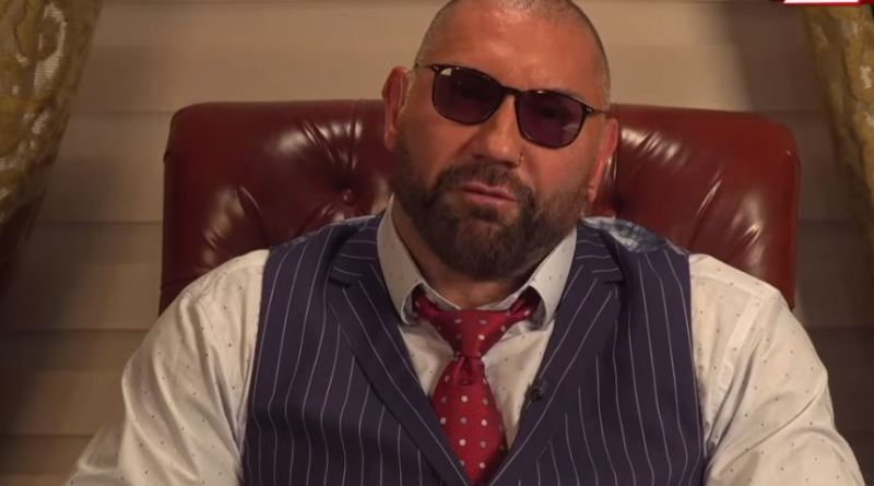 Batista on HHH Being A Control Freak, Roman Reigns Mania Match, Kurt Angle On Who He Will Face In His Farewell Match & More.