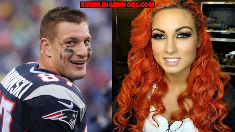 Becky Lynch Throws Major Shade On Gronk Coming To WWE