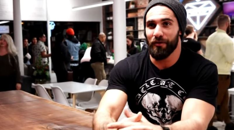 Seth Rollins Opens A Coffee Shop In Iowa (Video)