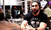 Seth Rollins Opens A Coffee Shop In Iowa (Video)