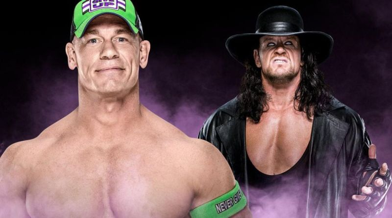 Latest News On The Undertaker & John Cena At Wrestlemania 35.