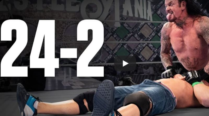 WrestleMania By The Numbers (Video)