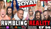 "WWE Getting Rid of ""Women"" On All Belt Names, CM Punk vs. Logan Paul, Royal Rumble Preview & More."
