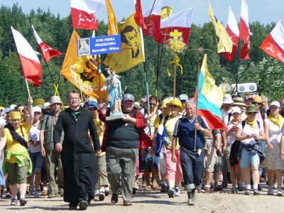 Zaproszenie na pielgrzymkę do Wilna