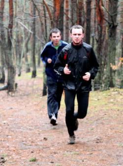4 Etap - IV Zimowe Biegi Górskie Falenica 2008