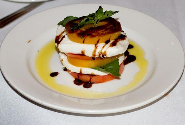 Provolone-salad