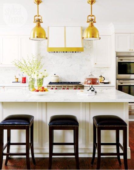 brass-kitchen 1
